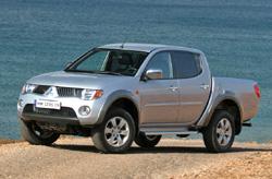 Mitsubishi L200 : Pick-up et bien plus, si affinités…