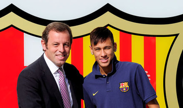 Démission du président du Barça Sandro Rosell