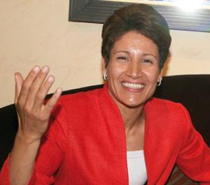 Nezha Bidouane : «On doit garder l'espoir en nos athlètes»