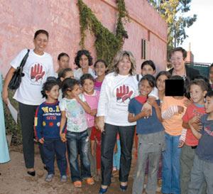 Solidarité : Nezha Skalli s'insurge contre la pédophilie