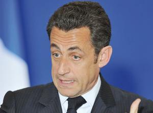 France : La diplomatie de crise s'invite dans la campagne de Sarkozy