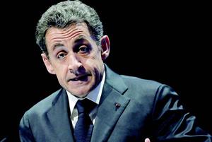 France : Nicolas Sarkozy subit une sévère scoumoune
