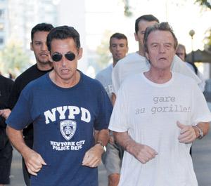 Assemblée générale de l'ONU : Sarkozy refuse de parler de guerre contre l'Iran