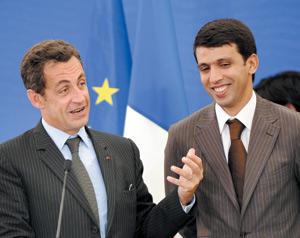 Carnets parisiens : Nicolas Sarkozy se métamorphose à Marrakech