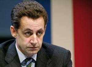 L'hyper président Sarkozy s'expose à Versailles