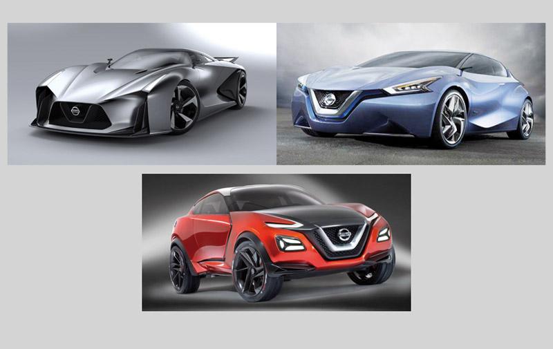 Nissan: Pléthore de modèles  au Salon de Tokyo