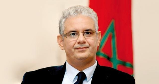 Le ministre de l économie et des finances, Nizar Baraka, nie avoir été entendu  par les enquêteurs