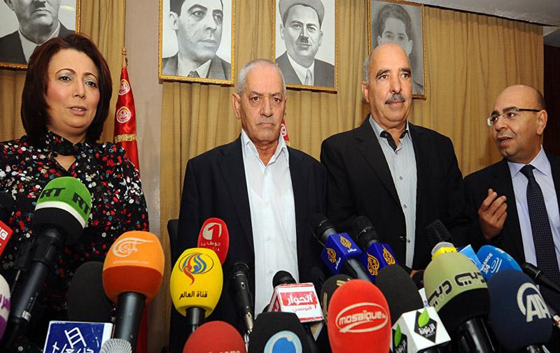 Nobel de la paix : les initiateurs du dialogue national en Tunisie primés