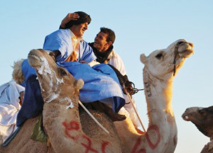 Séjour avec les nomades du Sahara