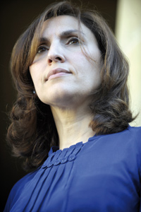 Nora Berra, une anti-Rachida Dati au gouvernement