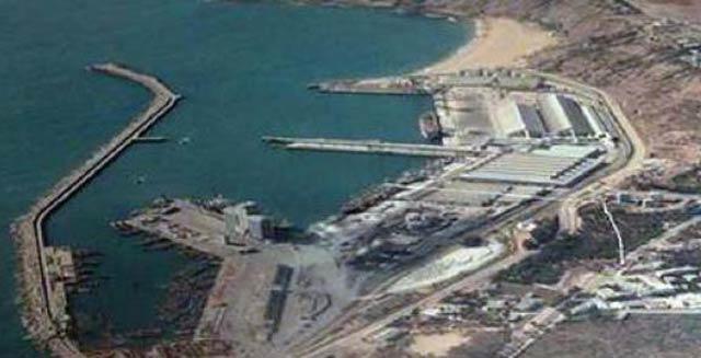 SM le Roi lance les travaux de construction du nouveau port de Safi
