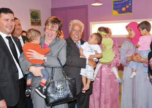 Centre Malaika : Un espoir pour les enfants trisomiques