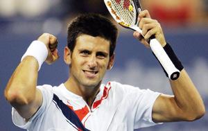 Djokovic gagne le duel des hommes en forme