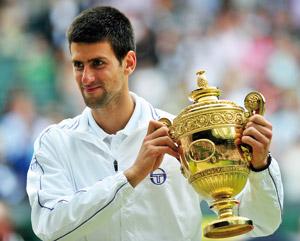 Wimbledon : Djokovic est bien le patron
