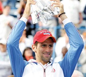 Tennis : Novak Djokovic reste invaincu