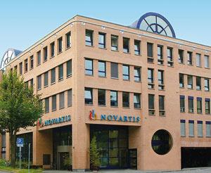 Novartis rachète l'américain Alcon
