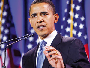 New York : Obama et Bush se recueillent devant le Mémorial du 11-Septembre
