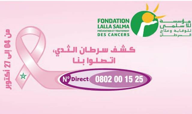 Un « Octobre rose » pour lutter contre le cancer du sein