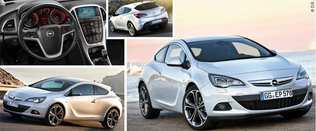 Opel Astra GTC : Une allemande au sang chaud