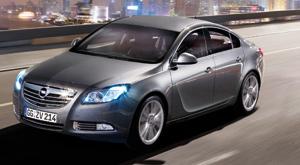 Opel Insignia : l'auto intuitive