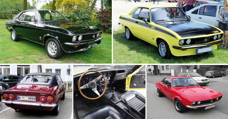 Il était une fois… Opel Manta : Un «Pony Car» très teuton !
