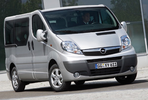 Opel Vivaro : Déjà un demi-million sur les routes