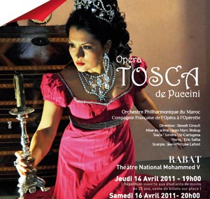 L'OPM interprète l'opéra de Puccini