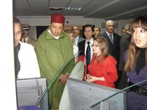 Oujda : Inauguration du 3e centre d'appels Adm Value au Maroc