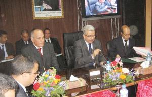 Beni Mellal : le développement régional durable à l'ordre du jour