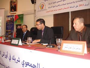 Oujda : Le tissu associatif partenaire du développement