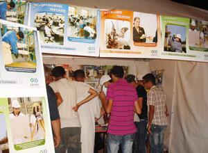 Oujda : Une campagne d'inscription aux établissements de l'OFPPT