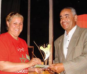 Oujda : Clôture du 4ème Festival international du théâtre