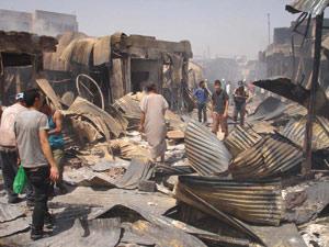 Oujda : 10 millions de dirhams pour la reconstruction du souk Melilla