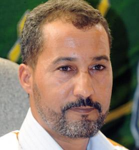 Camps de Tindouf : Mobilisation pour la sécurité de Ould Sidi Mouloud