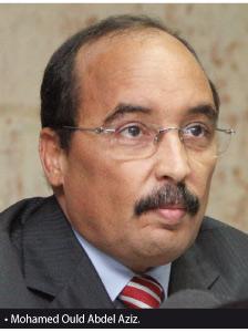Mauritanie : Ould Abdel Aziz veut combattre toutes les formes de gabegie