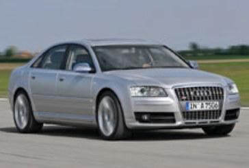 Audi S8 : Pour Pdg pressé
