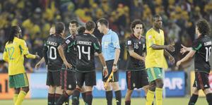 Le match d'ouverture tronqué sur Al-Jazeera qui parle de sabotage