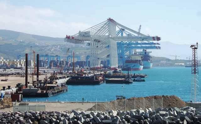 La zone franche de Tanger, meilleure zone portuaire du monde en 2012