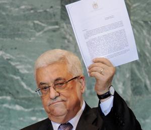 Palestine : A la tribune des Nations Unies, Abbas retrouve des échos d'Arafat