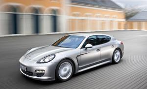 Porsche Panamera : GT belle, à prix d'appel