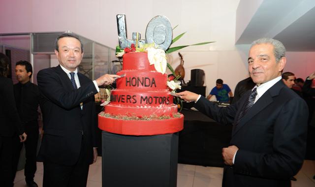 Honda au Maroc : Déjà quarantenaire !