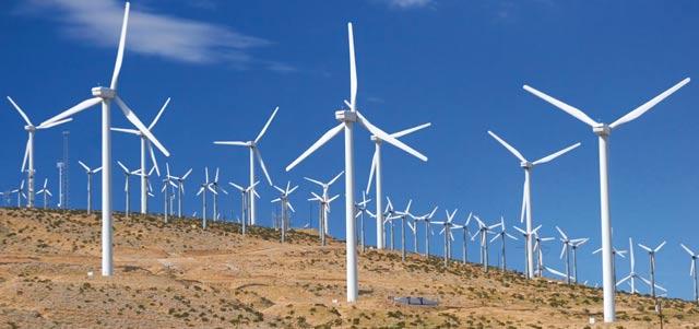 L'énergie éolienne, première source d'électricité en Espagne avec 21,1 % de la production