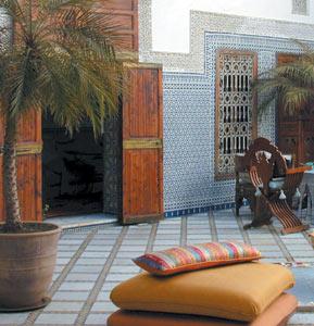 Marrakech, Tanger et Agadir, les trois capitales du luxe