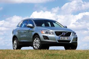 Volvo XC60 : La tête dans les nuages