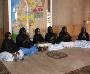 Laâyoune : La Guedra, chorégraphie du Sahara