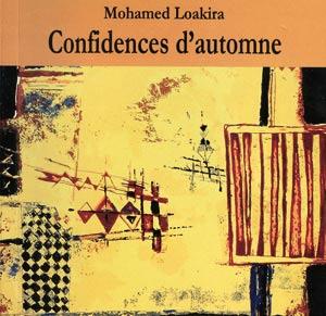 Mohamed Loakira livre ses «Confidences d'automne»