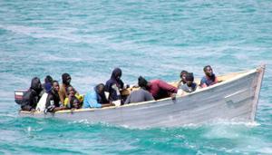 Naufrage d'un bateau de clandestins au large d'El Hoceima