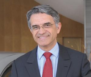 Patrice Ratti : P-dg sortant, mais par la grande porte