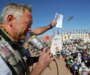 Patrick Bauer : «L'édition 2008 sera la plus longue jamais courue»