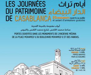 Journées du patrimoine de Casablanca : À la découverte de vingt monuments historiques de la métropole